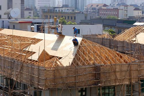 木桁架屋顶系统,构建和谐社会的理想建筑选择