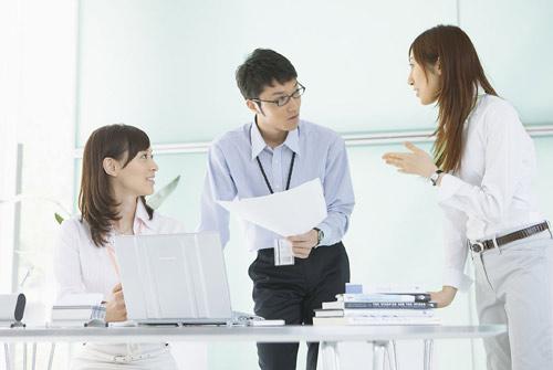 职场沟通技巧的八个黄金句型